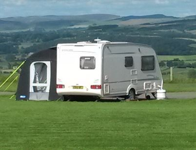 Horton Common Caravan Site
