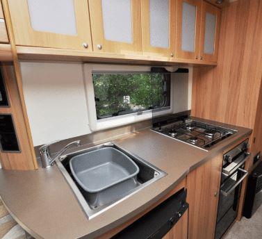 Caravan Kitchen Worktop