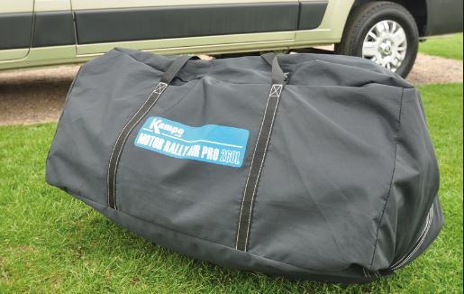 Kampa Inflatable Air Awning Weight