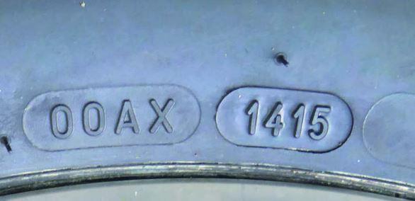 Caravan Tyre Age