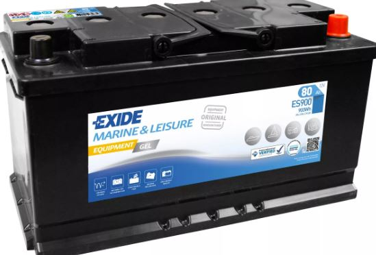 Gel Leisure Batteries