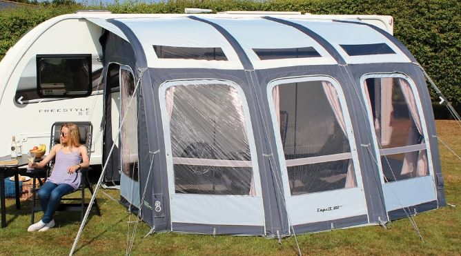 Outdoor Revolution Inflatable Air Awnings
