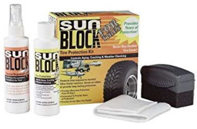 Caravan Tyre SunBlock
