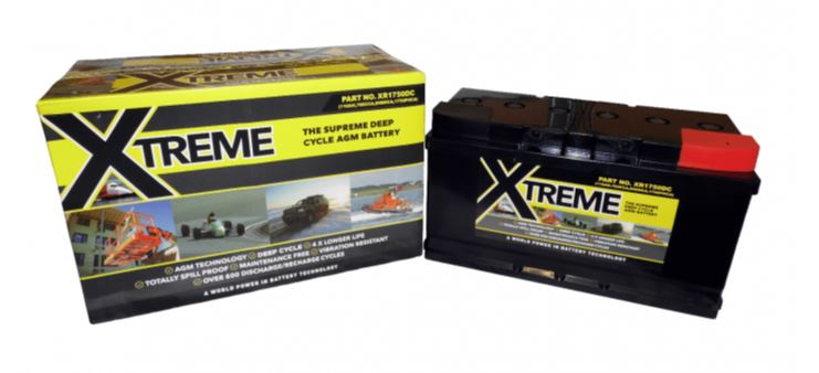 Xtreme AGM Leisure Battery