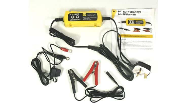 AA Leisure Battery Charger