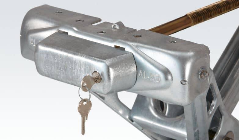 AL-KO Premium Caravan Leg Lock