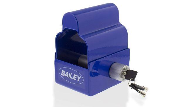 Bailey AL-KO caravan hitch lock