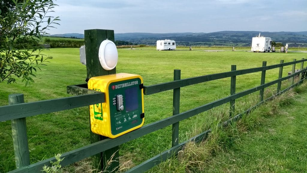 Horton Common Defibrillator