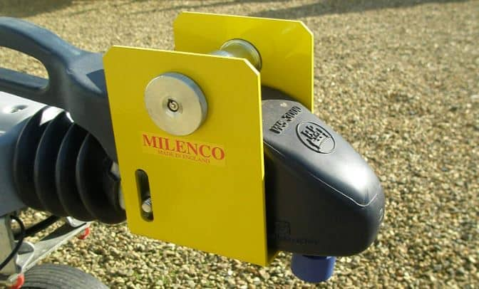 Milenco WS3000 Caravan Hitch Lock