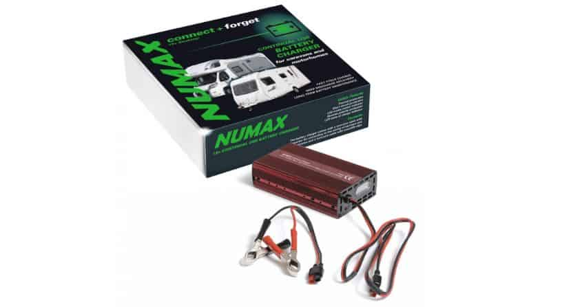 Numax Leisure Battery Charger