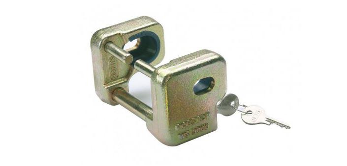 Winterhoff ROBSTOP WS3000 caravan hitch lock