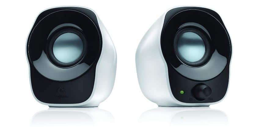 USB Caravan TV Speakers