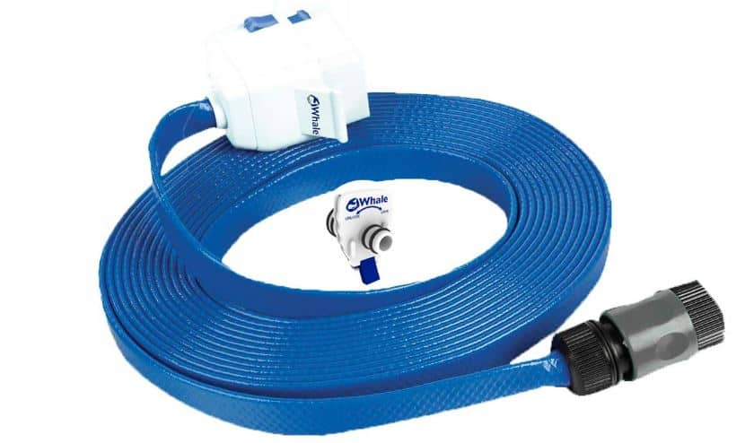 Whale direct mains water connection kit for fully serviced pitches