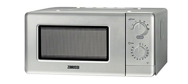 Zanussi 500W Microwave for a caravan or motorhome