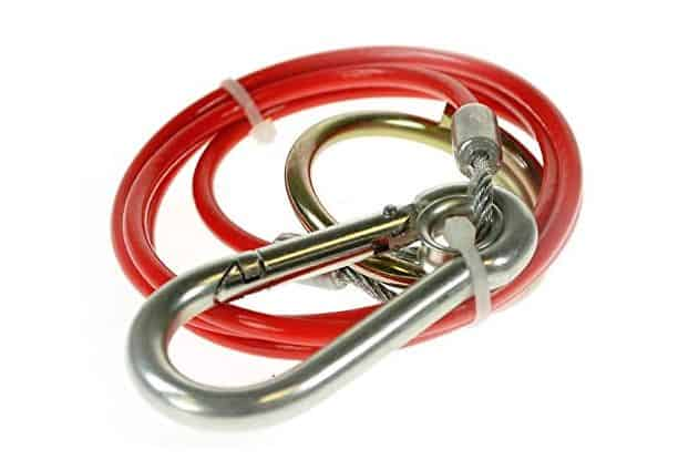 Carabiner Caravan Brakeaway Cable Amazon