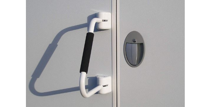 Caravan Safety and Security Handle