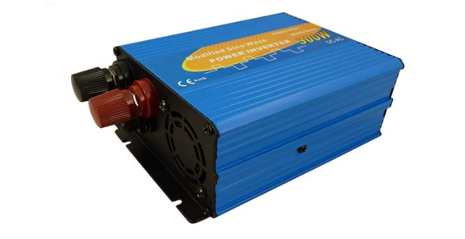 Modified Sine Wave Caravan Inverter