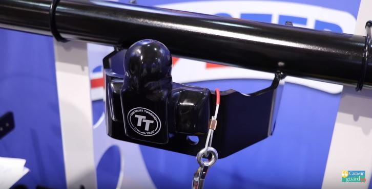 Spring Clip Caravan Brakeaway Cable