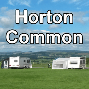 Horton Common Caravan Site