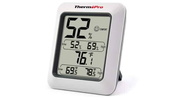 ThermoPro Humidity Meter
