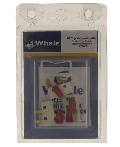 Whale Microswitch Set