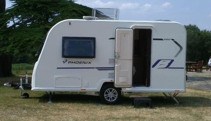 Bailey Phoenix 420 Caravan User Payload