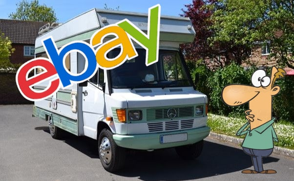 Buying a Used Motorhome Online