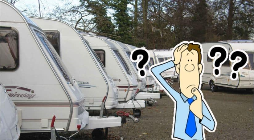 Buying a Used Second Hand Caravan