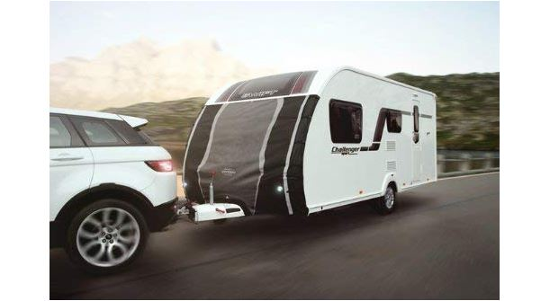 Caravan Towing Cover from Specialised Covers