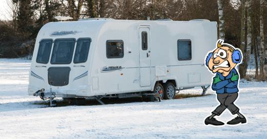 Caravan Winter Storage Tips