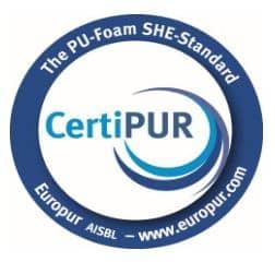 CertiPur PU Foam Standard