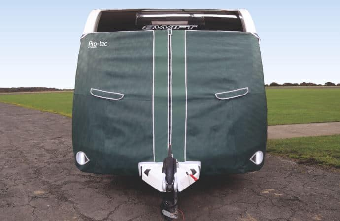 Pro-Tec Caravan Towing Cover