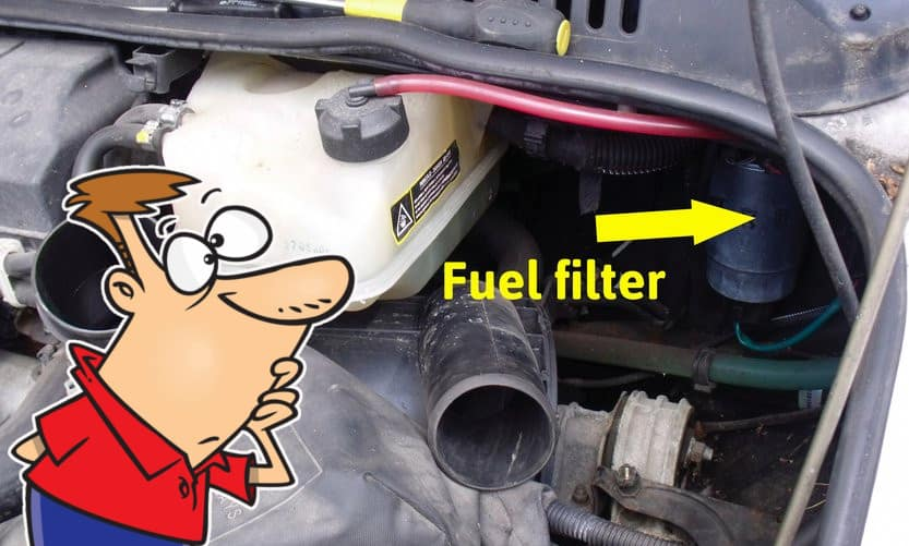 How To Change A Motorhome Fuel Filter