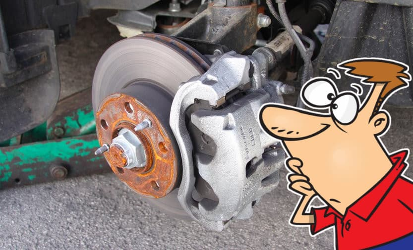 Motorhome Brake Problems
