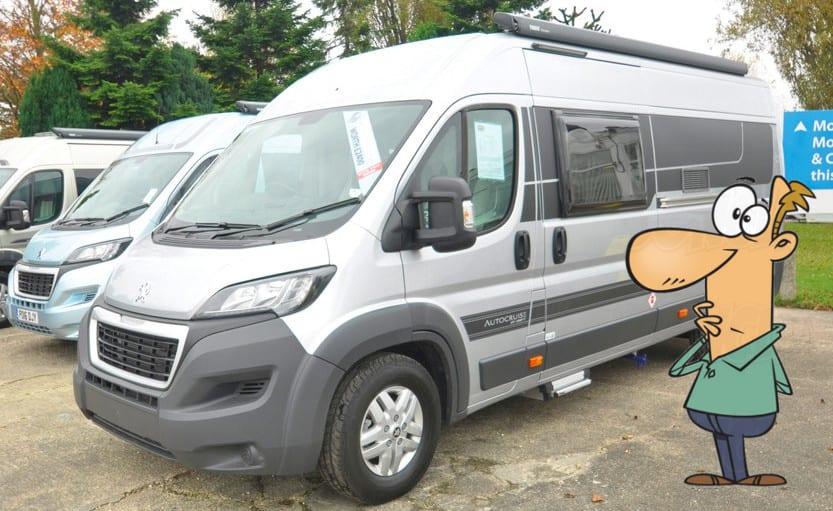 Motorhome Panel Van Conversions