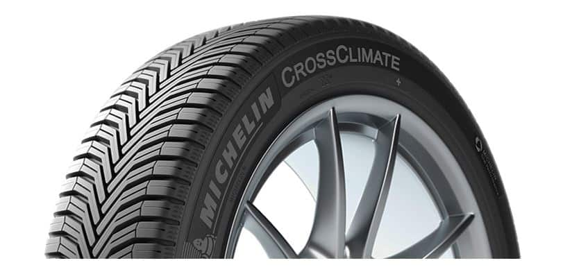 Michelin CrossClimate Tyres for Tow Cars and Campervans