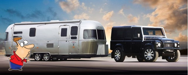 2WD vs 4WD Tow Cars for Caravans