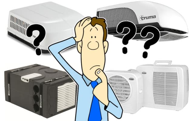 Best Air Conditioner for Caravans and Motorhomes