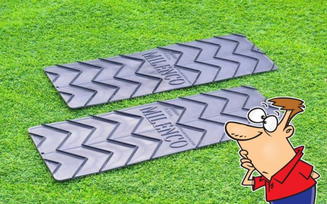 Best Grip Mats for Caravans, Motorhomes, Campervans and Tow Cars