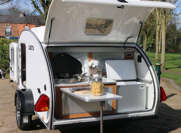 Caretta 1500 Teardrop Caravan
