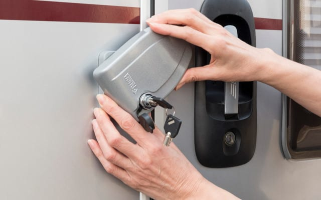 Door Locks for Caravans and Motorhomes