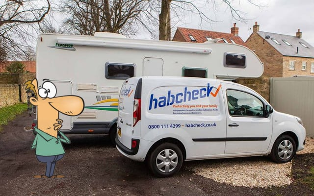 Habitation Checks for Motorhomes