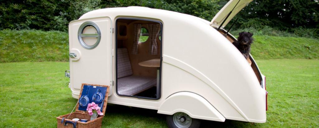 Henki Pod Teardrop Camping Trailers