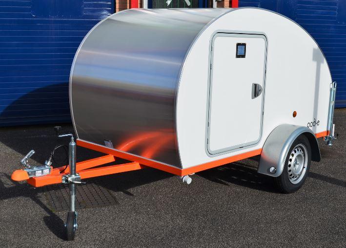 SL Industries Pod-E Teardrop Camping Trailer