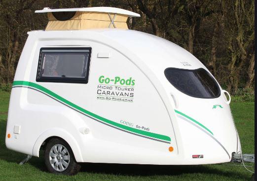 Go-Pod Micro-Tourer Caravan