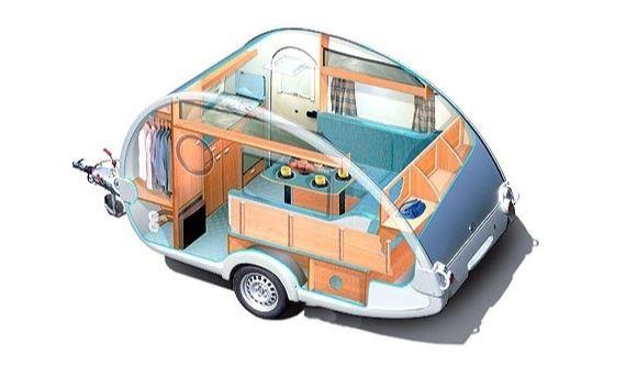 T@B Teardrop Caravans