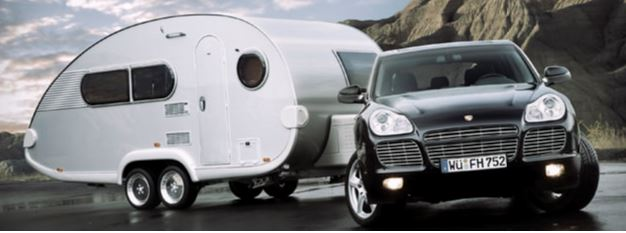 T@B XL Teardrop Caravan
