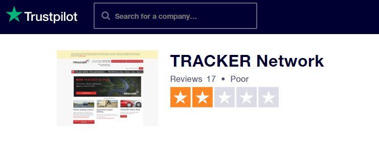 Tracker Network