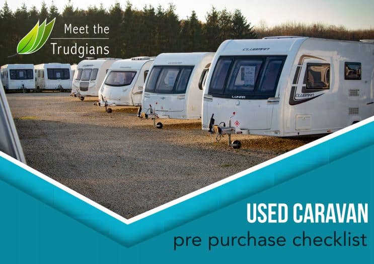 Used Caravan Pre Purchase Checklist